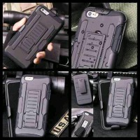 TC-Elegant... iPhone 4 5 6 7 Shockproof Future Armor Hybrid Hardcase