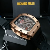 Recommended Richard Mille Rm 11-03 Fm Swiss Clone 1.1 Rosegold Black J