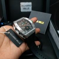 LIMITED STOCK Richard Mille Rm 11-03 Fm Swiss Clone 1.1 Silver Black D
