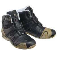 RS TAICHI RSS006 DRYMASTER Original Sepatu Touring Motor- Black Camo