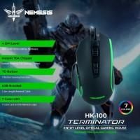 NYK Nemesis Terminator Gaming Mouse / NYK HK100 / NYK HK 100