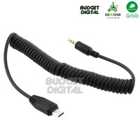 Kabel S2 Shutter Release Cable 12 For Sony Camera A6000 A6300 A7 A7R