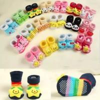 kaos kaki 3D impor untuk bayi anak perempuan laki