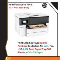 HP 7740 A3 Printer Officejet