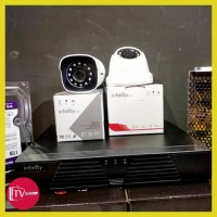 PAKET CCTV INFINITY 2 CAMERA 2 MEGAPIXEL 1080P/KAMERA 2MP INFINITY