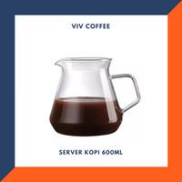 Coffee Maker V60 Coffee Drip Server 600ml