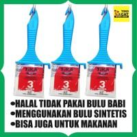 Kuas Cat / Brush Tika 3 inch