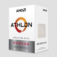 AMD ATHLON 3000G - 2 Cores 4 Threads