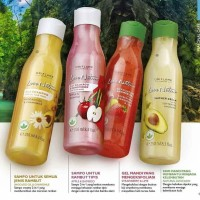 Love Nature Shampoo fruit 250ml