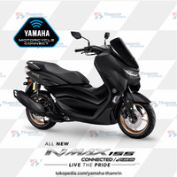 YAMAHA ALL NEW NMAX CONNECTED ABS VERSION - SUMSEL