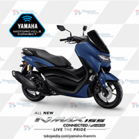 YAMAHA ALL NEW NMAX CONNECTED ABS VERSION - BENGKULU/THAMRIN BROTHERS