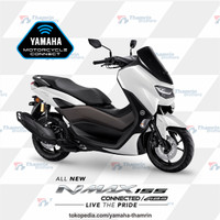 YAMAHA ALL NEW NMAX CONNECTED ABS VERSION - PALEMBANG