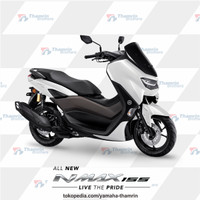 YAMAHA ALL NEW NMAX STANDART VERSION - BENGKULU THAMRIN BROTHERS