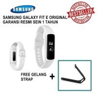 Samsung Galaxy Fit e white Original free Strap Gelang black grs sein