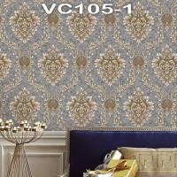 Wallpaper Dinding Classic VICTORY VC105-1 - VC105-5