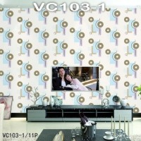 Wallpaper Dinding Modern VICTORY VC103-1 - VC103-4