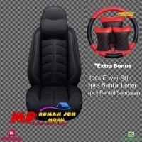 Sarung Jok Mobil MBtech Avanza Xpander Terios Pajero Xpander Ertiga dl