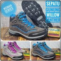 Sepatu Gunung / Sepatu Hiking Willow PANTHER WOMAN SERIES