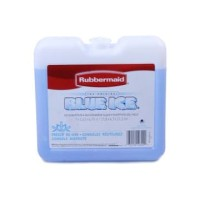 Rubbermaid Blue Ice Gel Pendingin 17.9 X 4.3 X 17.2 Cm