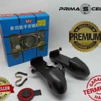 gamepad mv 3in1 gamepad joystick trigger r1 l1 murah multi guna