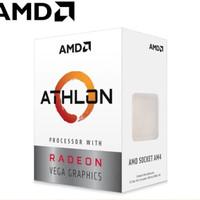Processor AMD - ATHLON 3000G Picasso AM4 2 Core CPU