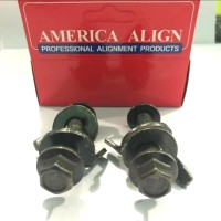 baut chamber camber spooring 14 mm america align original / pcs