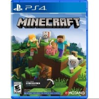 Minecraft Starter Collection PS4 / Game PS4 Minecraft