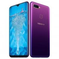 Oppo F9 4/64 ram 4gb rom 64gb purple New