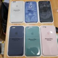 Silicone Case Oem Apple Iphone 6 Plus / 6S Plus Casing Cover