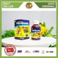 Vitamin Penambah Nafsu Makan Walatra Hexabumin [Madu Plus Albumin]