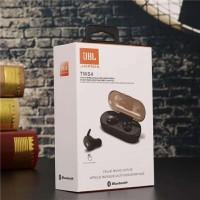 Headset HF Bluetooth JBL TWS 4 Stereo Device V5.0 Powered By HARMAN