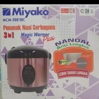 Ricecooker miyako mcm 508 sbc. stenlis