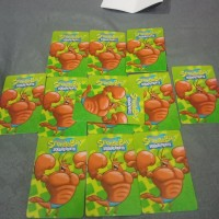 larry lobster / kartu timezone spongebob bisa ditukar max 3000 tiket
