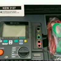 Kyoritsu 3127 High Voltage Insulation Tester