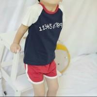 Baju setelan anak laki laki kode 9273