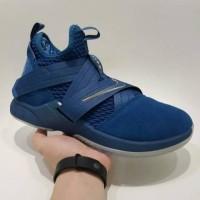 Sepatu Basket Nike Lebron James 12 Soldier Best Quality Berde | IMPORT