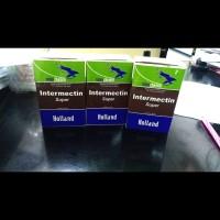 Intermectin Super (Obat anti kutu dan, cacing gelang anti cacing pita)