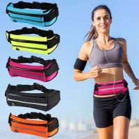 Tas Pinggang Olahraga Multifungsi Jogging Fitness Sepeda Waterproof