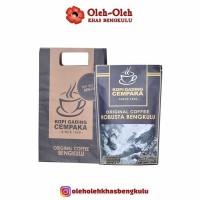 PREMIUM ROBUSTA KOPI BENGKULU / 200gr Kopi Terbaik Bengkulu