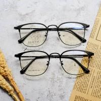 Kacamata Anti Radiasi Kotak Korea Original Pria Wanita - DBP9125W
