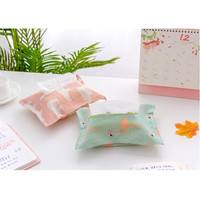 Tempat tisu kain / Tissue holder / Sarung tisu / Tempat tissue Kotak