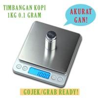 Timbangan Kopi untuk Home Brewers   Mini Digital Scalers   1kg 0.1g