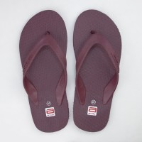 Ando Official Sandal Hawaii Pria Dewasa - Grape