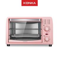 Konka Oven listrik Warna pink 13 liter