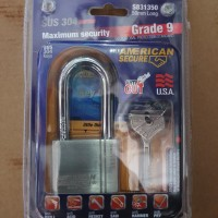 Gembok American Secure 50mm Panjang (Long)