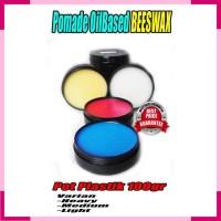 PROMO pomade oil based HEAVY NON LABEL 100 gr plastik