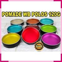 PROMO Pomade waterbased non label 120 gram polos anti karat