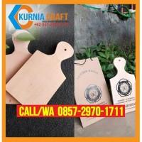 SUPPLIER Souvenir Talenan Kayu Pizza Malang O857-297O-1711