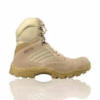 Murah Sepatu Boots Pria Tentara Polisi Travelling Gunung kokoh laris