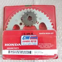 Gear rantai set honda old cb150R lama 06401-K15-900 original HONDA